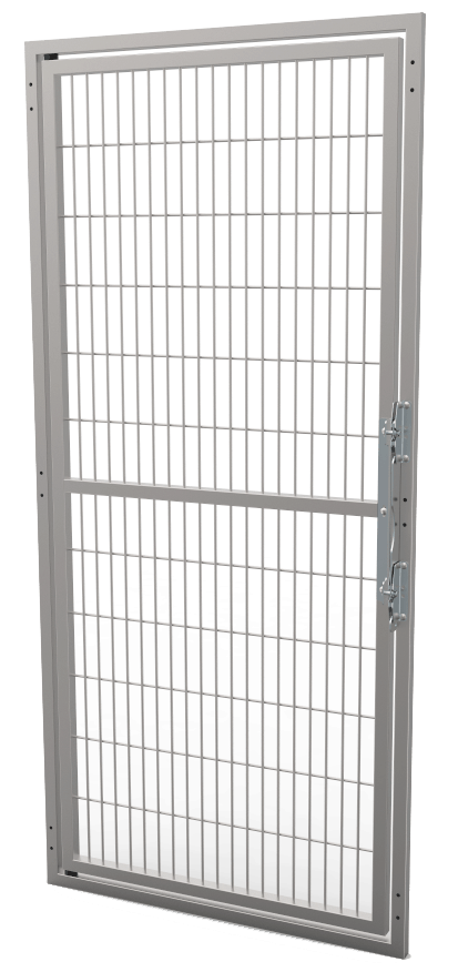 Stainless Steel Gate with Bottom Bar