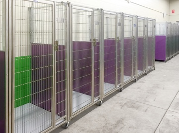 Folding Kennel Flexibility