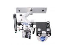 Wall Mount Anesthesia Machine with Articulating Arm