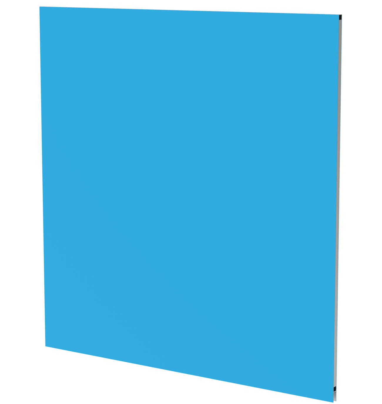 Full Isolation PVC with Galvanized frame
