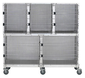 Stainless Steel Cage Assemblies