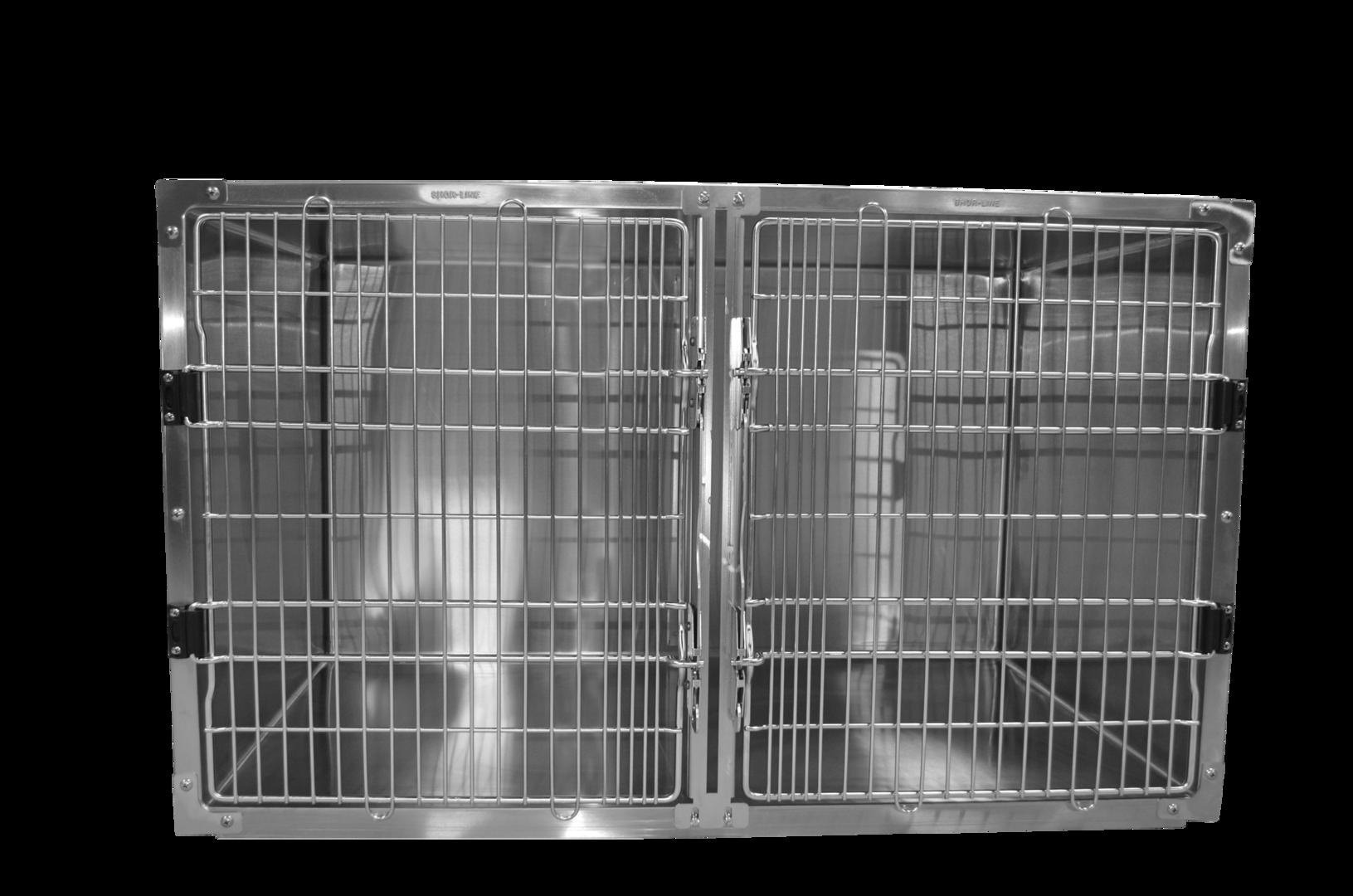 Double Door Cage