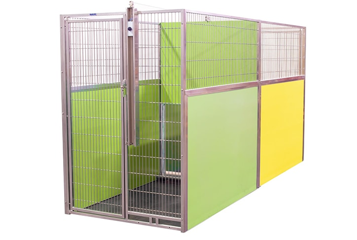 T-Kennel with Perfect Panel Design